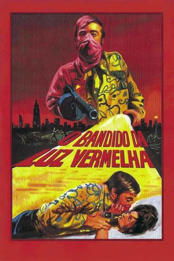 The Red Light Bandit Poster