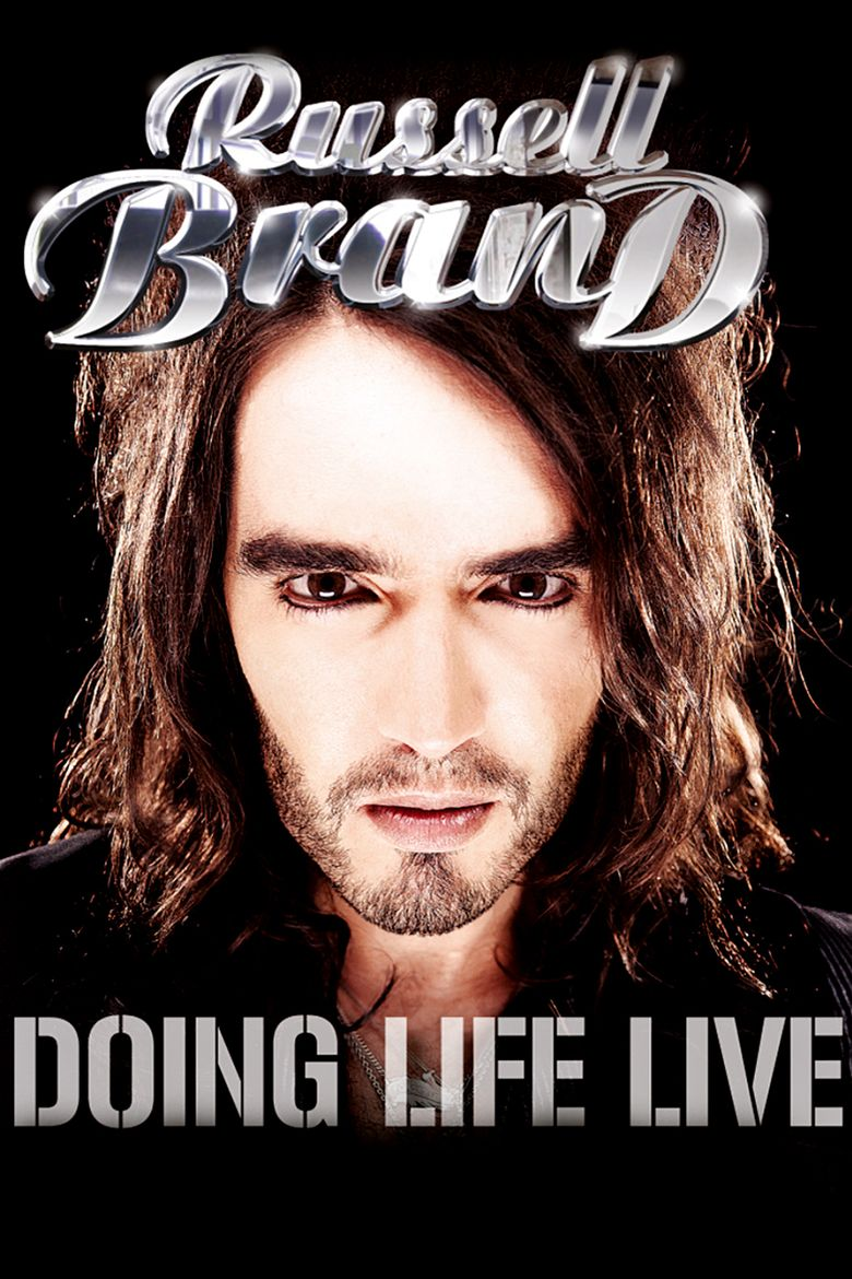 Russell Brand: Doing Life Poster