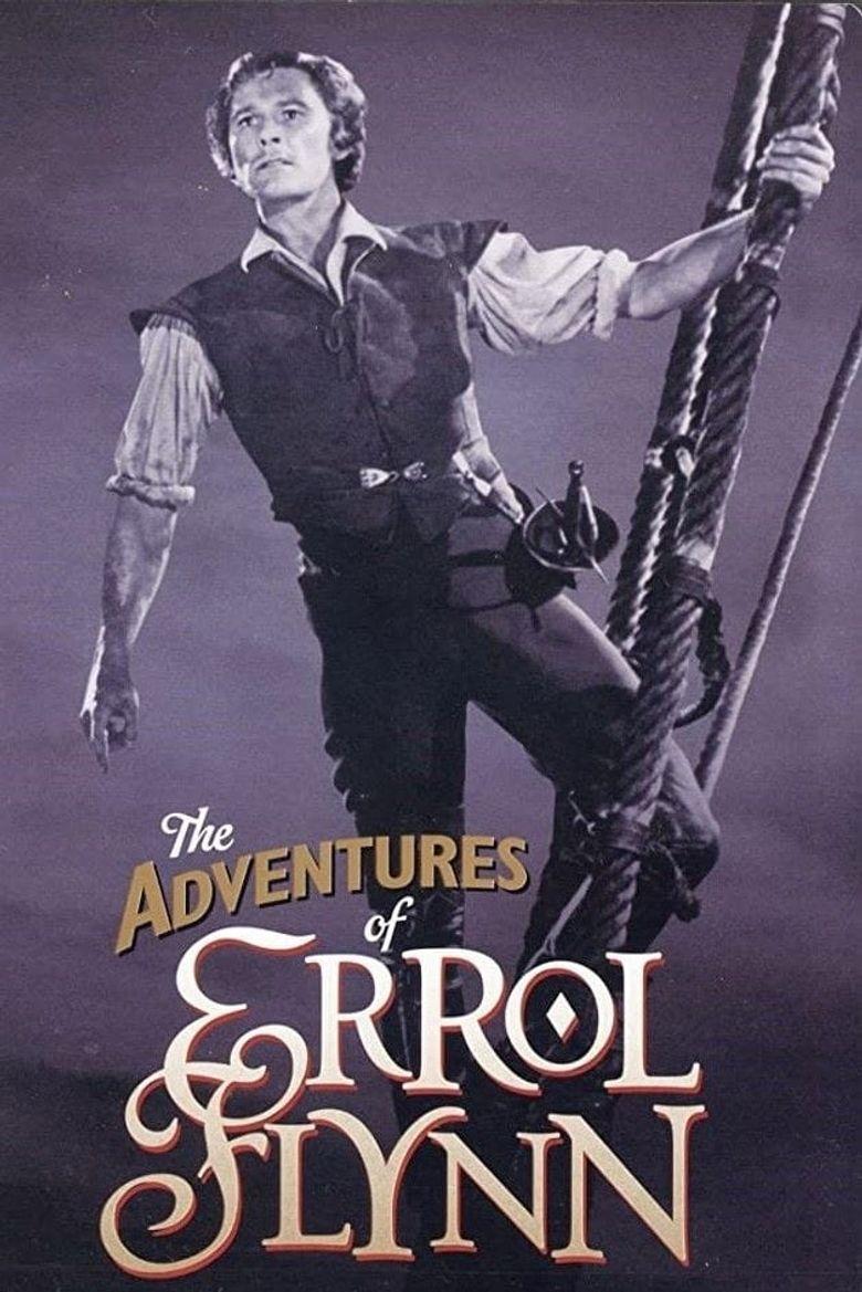 The Adventures of Errol Flynn Poster