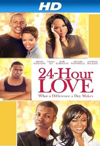 24 Hour Love Poster