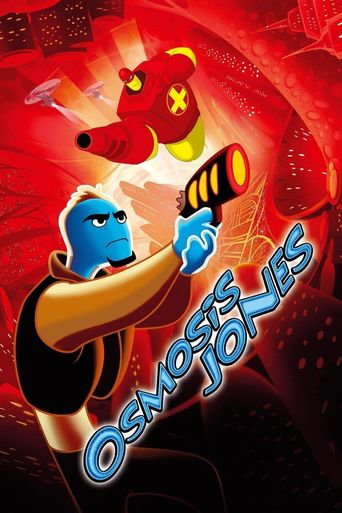 Osmosis Jones Poster
