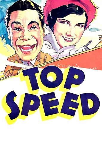 Top Speed Poster