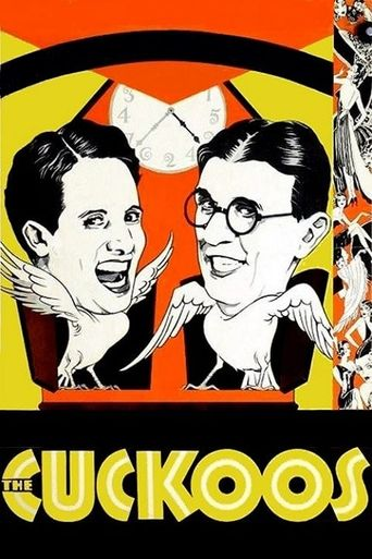 The Cuckoos Poster