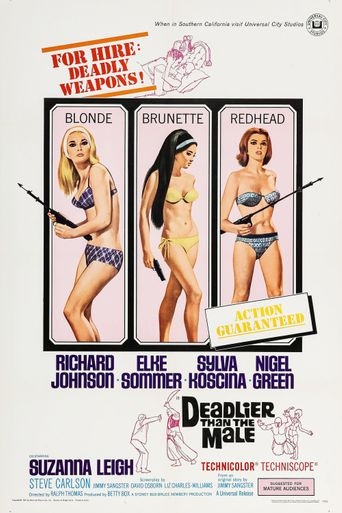 Watch Deadlier Than the Male