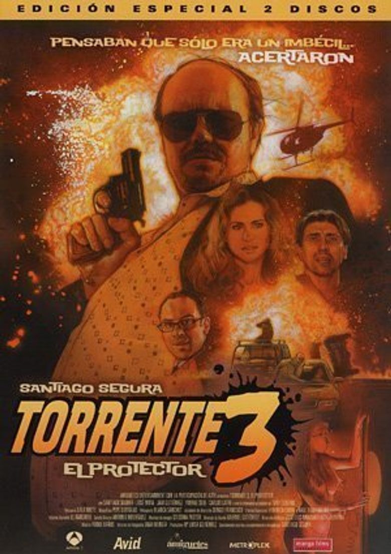 Watch Torrente 3: The Protector