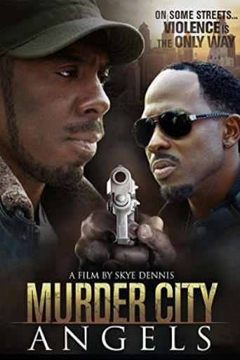 Murder City Angels Poster