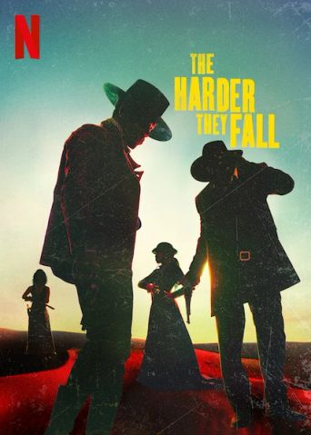 The Harder They Fall Poster