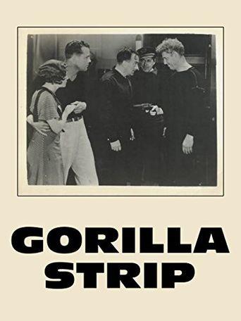 Gorilla Ship Poster
