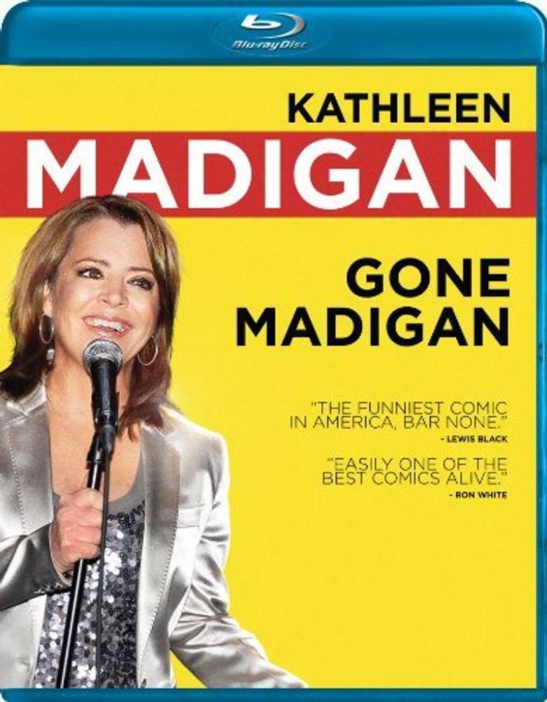Kathleen Madigan: Gone Madigan Poster
