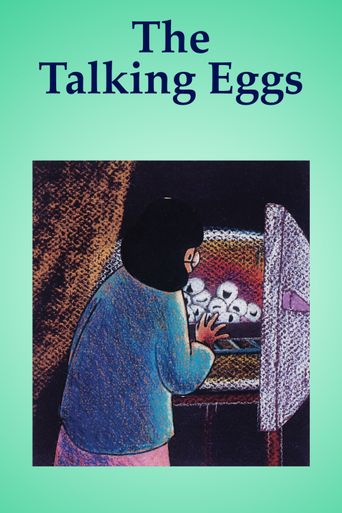The Talking Eggs Poster