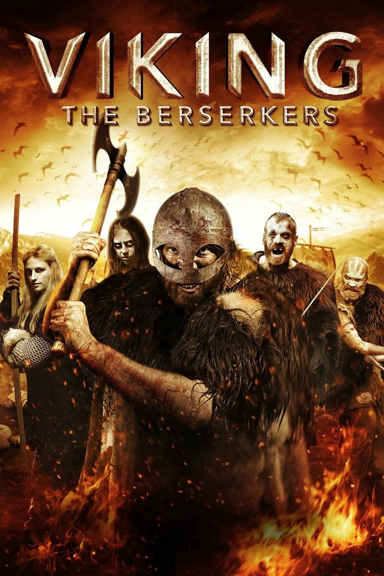 Viking: The Berserkers Poster