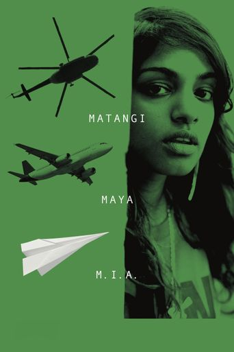 Matangi / Maya / M.I.A. Poster