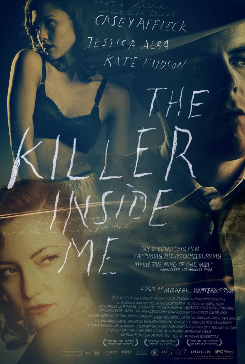 The Killer Inside Me Poster