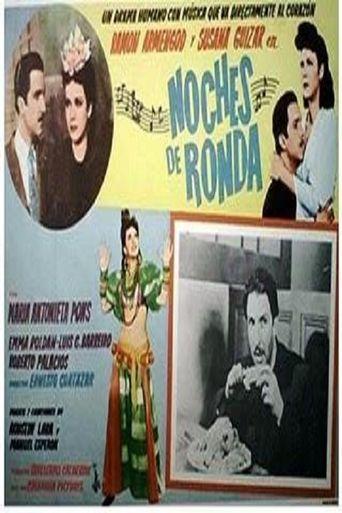 Noches de ronda Poster
