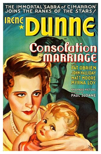 Consolation Marriage Poster