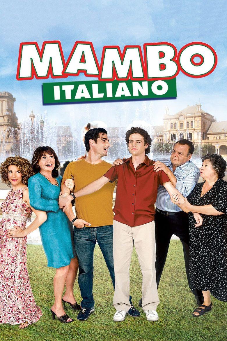 Mambo Italiano Poster