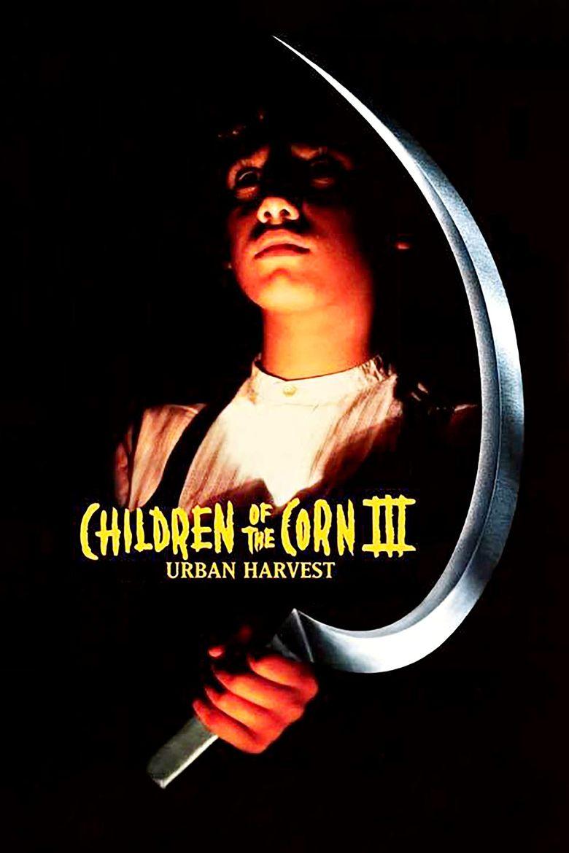 Children of the Corn III: Urban Harvest Poster