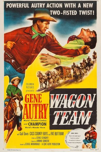 Wagon Team Poster