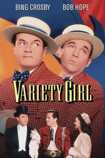 Variety Girl Poster