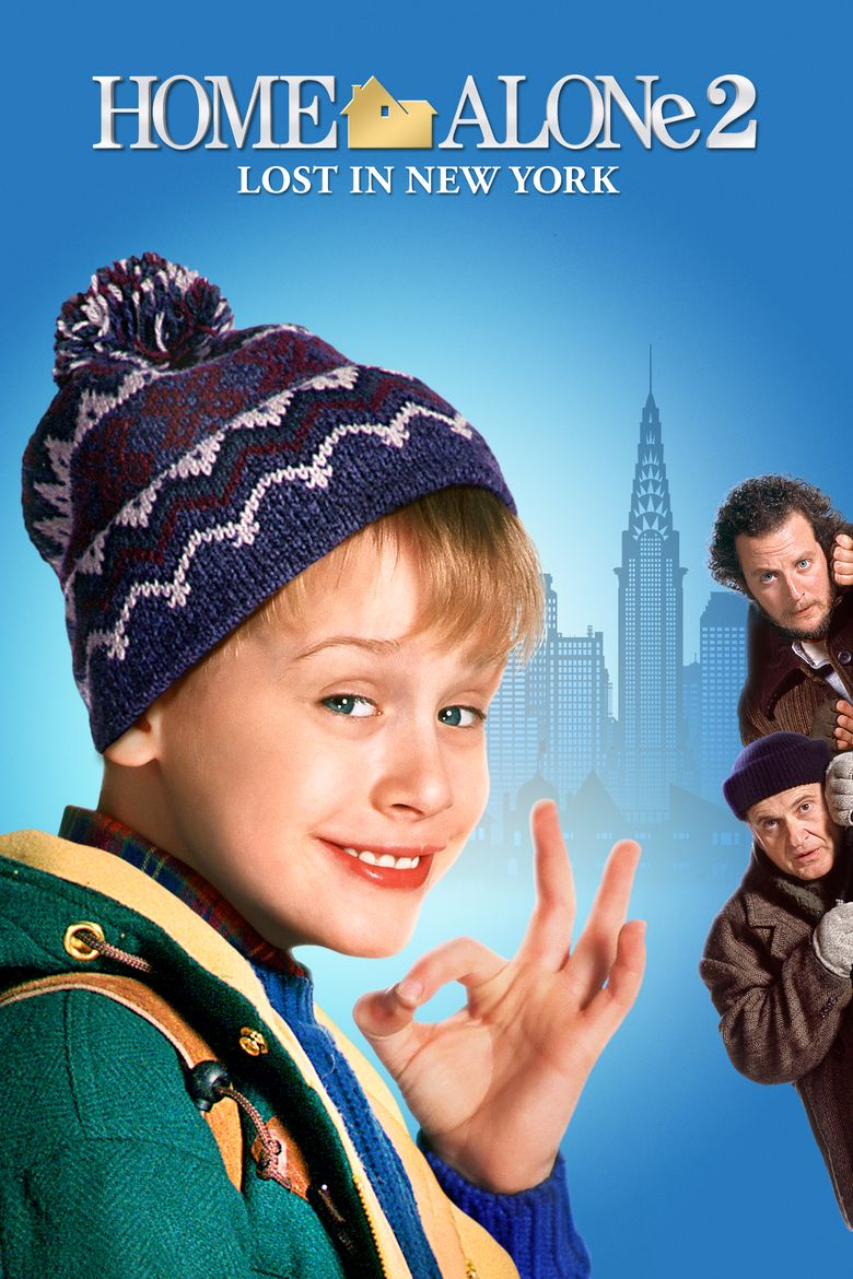 Image result for home alone 2 poster