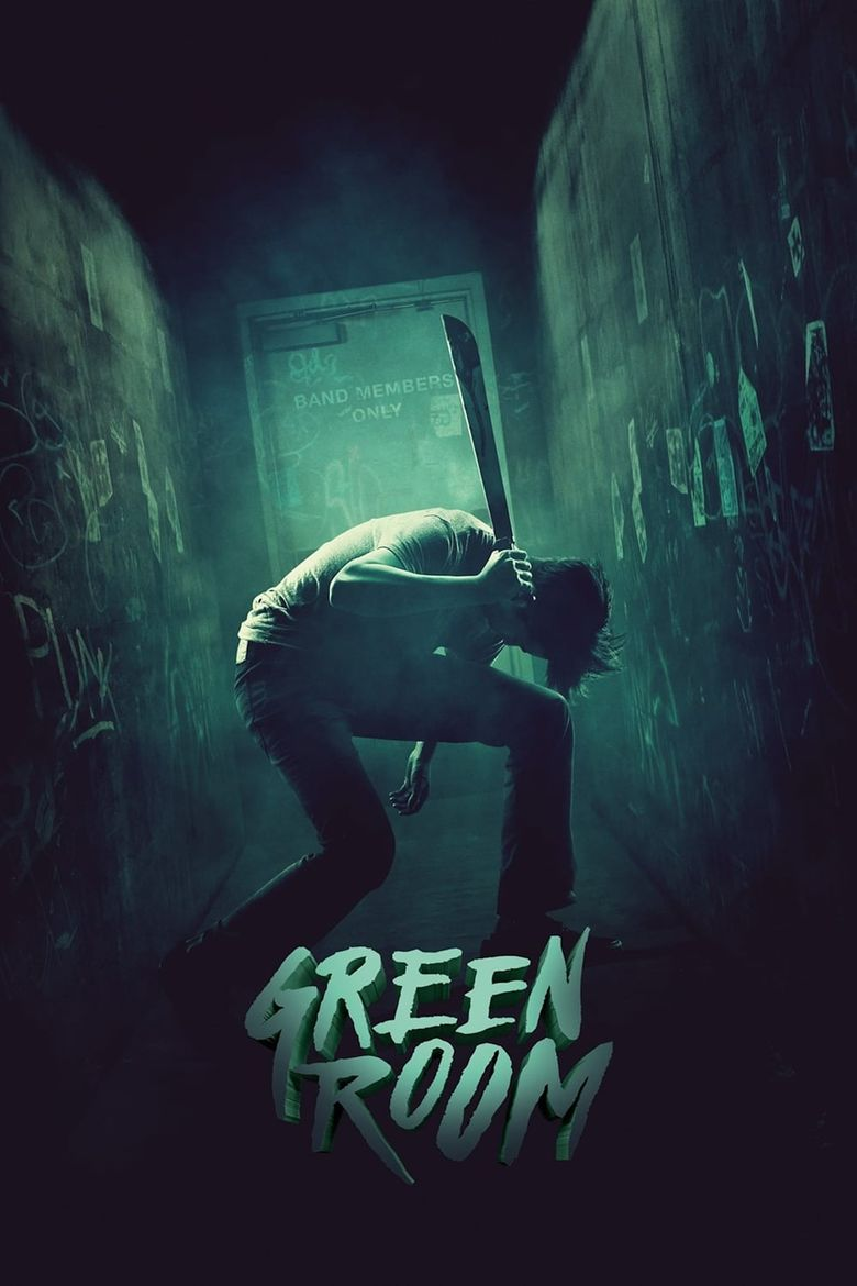 Watch Green Room