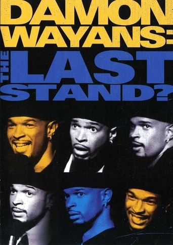 Damon Wayans: The Last Stand Poster