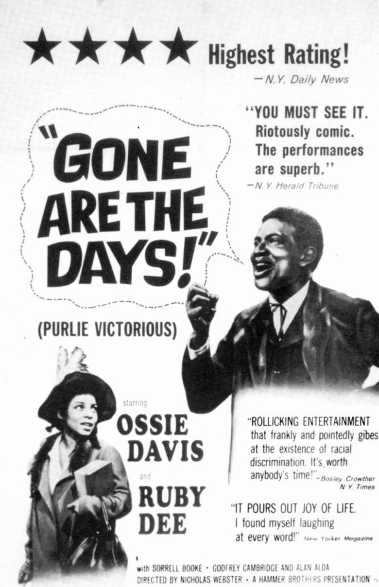 Gone Are the Days! Poster