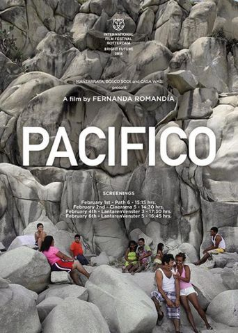 Pacífico Poster