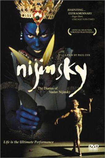 The Diaries of Vaslav Nijinsky Poster