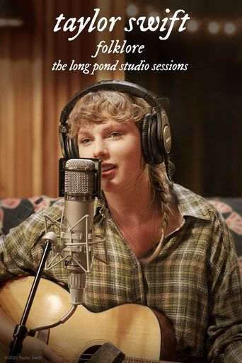 Taylor Swift – Folklore: The Long Pond Studio Sessions Poster