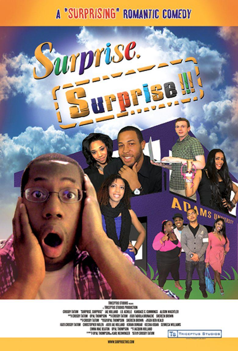 Surprise, Surprise!!! Poster