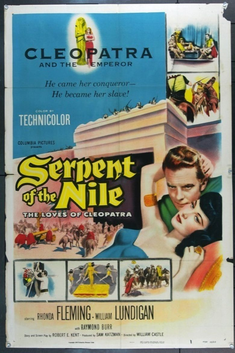 Serpent of the Nile Poster