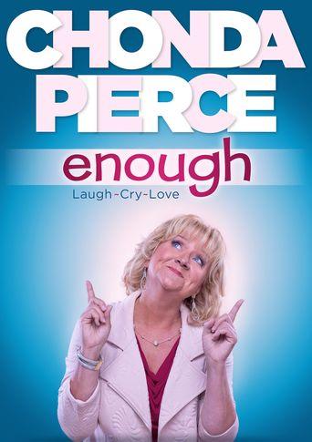 Chonda Pierce: Enough Poster