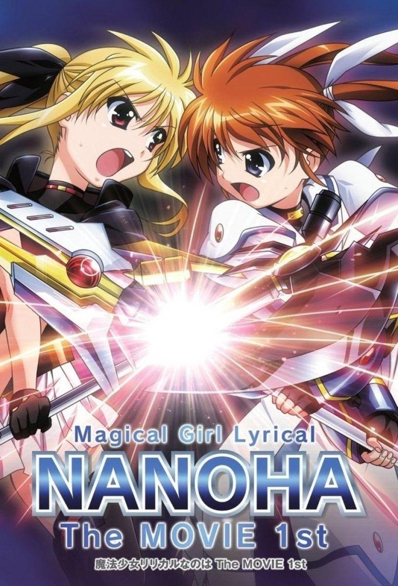 Magical Girl Lyrical Nanoha: The Movie 1st Poster