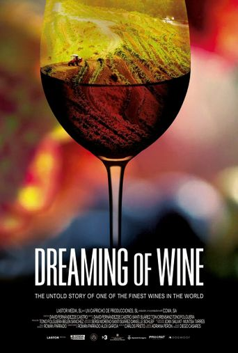 Dreaming of Wine Poster