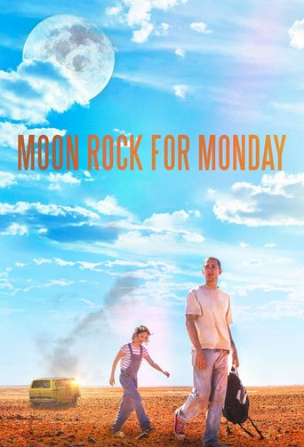 Moon Rock for Monday Poster