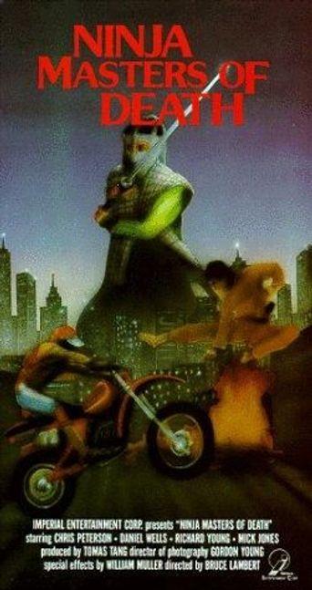 Ninja Project Daredevils Poster
