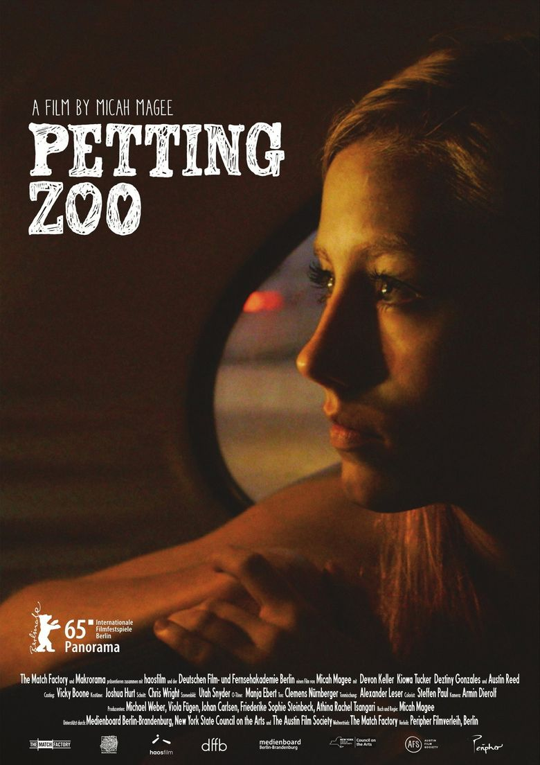 Petting Zoo Poster