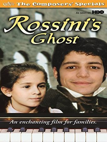 Rossini's Ghost Poster