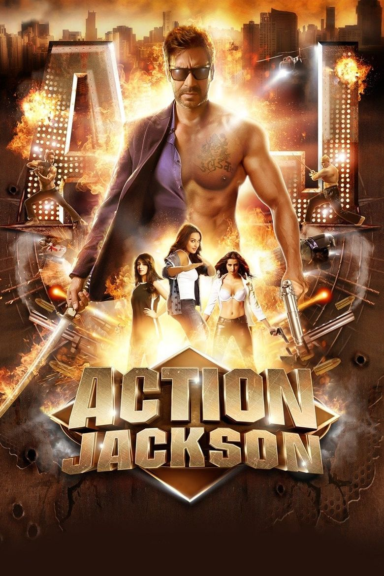 Watch Action Jackson