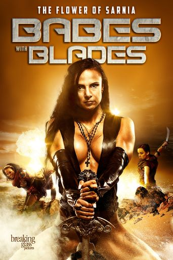 Babes with Blades Poster