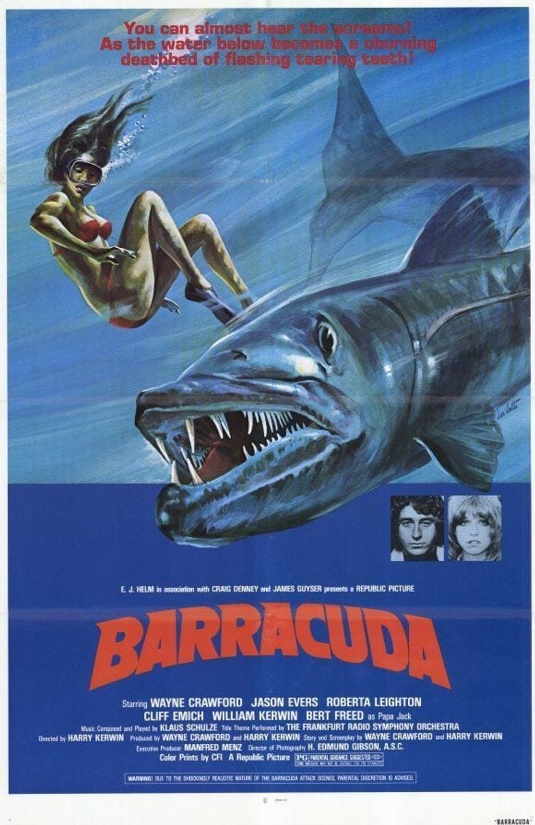 Barracuda Poster