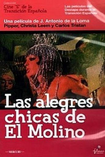 Las alegres chicas de 'El Molino' Poster
