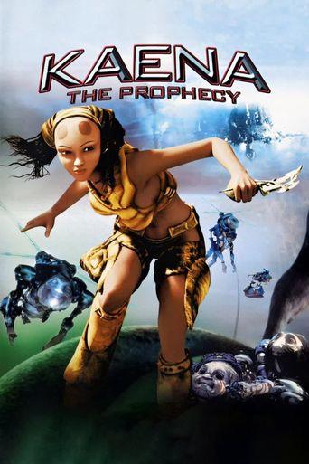 Kaena: The Prophecy Poster