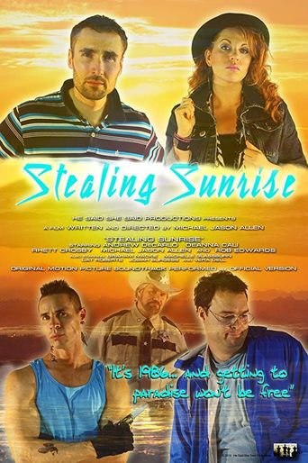 Stealing Sunrise Poster