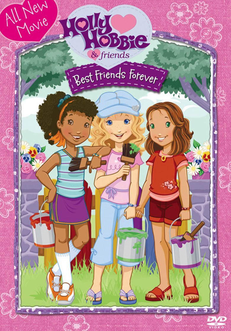 Holly Hobbie and Friends: Best Friends Forever Poster