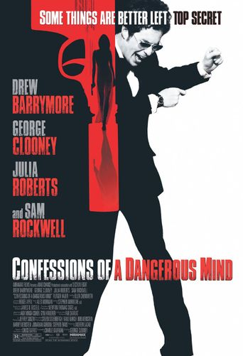 Watch Confessions of a Dangerous Mind