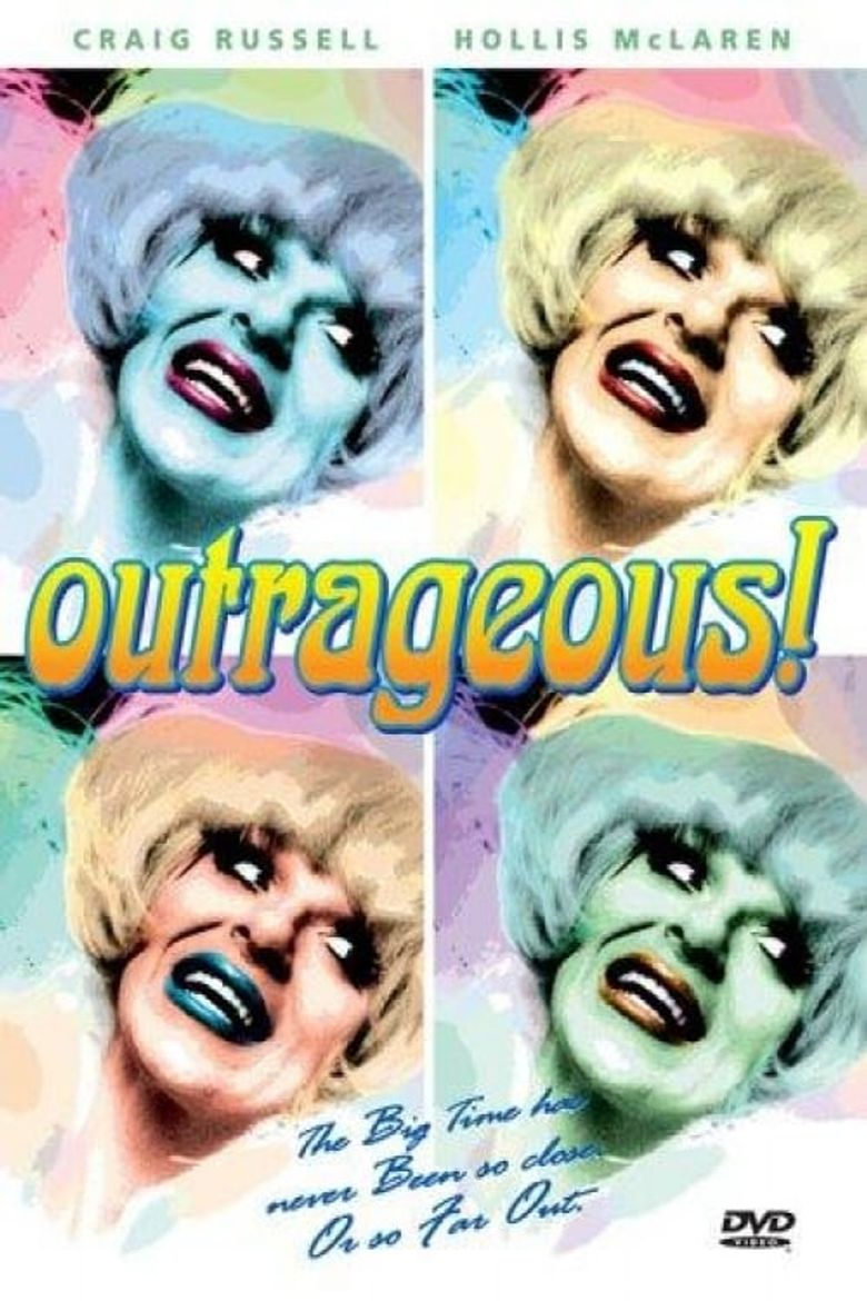 Outrageous! Poster