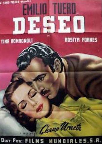 El deseo Poster