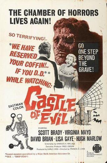 Castle of Evil Poster